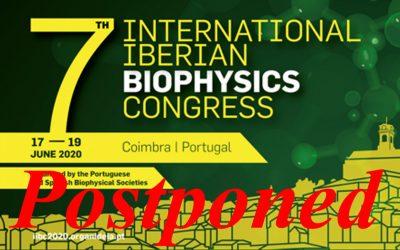 The 7th International Iberian Biophysics Congress